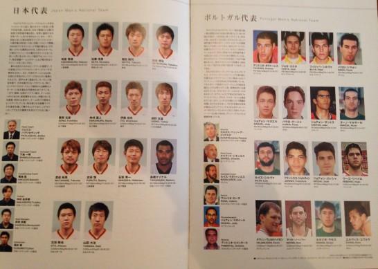 大会プログラム2003
