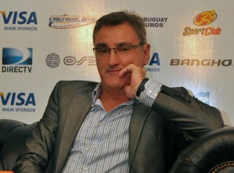 ARG代表HCフリオ・ラマスさん
